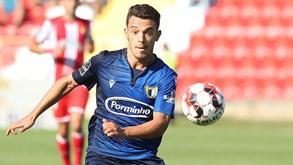 Sporting negoceia Pedro Gonçalves