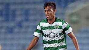 Leonardo Ruiz só renova com o Sporting se ficar na equipa