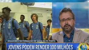 Vítor Pinto: «Existe uma parceria estratégica muito forte entre o FC Porto e Jorge Mendes»
