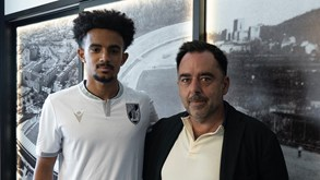 Mercado: V. Guimarães e Moreirense reforçam-se na Premier League e FC Porto contrata jogador do Boavista