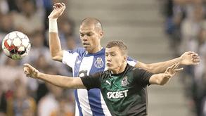 Benfica encontra Krasnodar no play-off se passar 3.ª pré-eliminatória da Champions