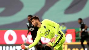 Luís Maximiano seguro no Sporting e à espera da renovação