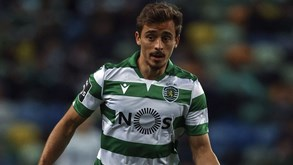Francisco Geraldes pode rumar a Espanha