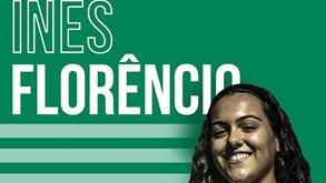 Inês Florêncio promovida à equipa principal do Sporting