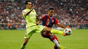 Barcelona-Bayern Munique: duelo de gigantes na Luz