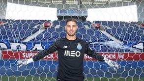 Cláudio Ramos e a chegada ao FC Porto: «É o cumprir de um sonho»