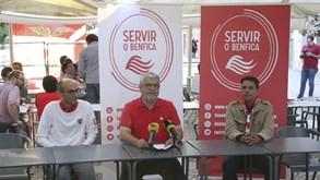 Movimento Servir o Benfica pretende definir cores dos equipamentos e um provedor do clube
