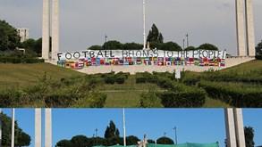 Torcida Verde em iniciativa mundial