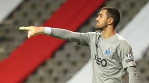 Baliza do FC Porto passa a contar com seis opções