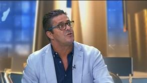 Fernando Mendes e o novo Benfica: «Jogadores consagrados? Só dois»
