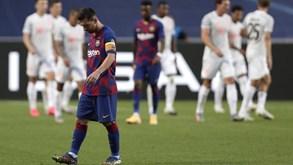 Os números que explicam o quão arrasadora foi a goleada do Bayern Munique ao Barcelona