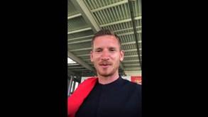 Jan Vertonghen deixa mensagem aos adeptos do Benfica