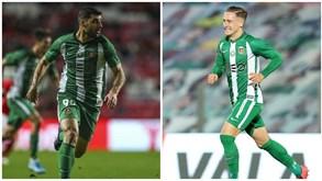 FC Porto faz oferta de 10 milhões de euros por Taremi e Nuno Santos