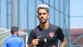 Rúben Ribeiro é reforço do Hatayspor