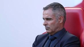José Gomes assume frustração permanência na segunda divisão espanhola