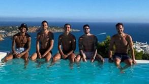 Dybala revela 'gang' enquanto rumores o colocam de saída da Juventus