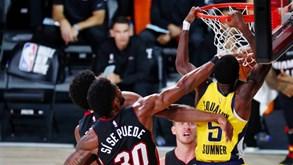 Indiana Pacers-Miami Heat: visitados em melhor fase