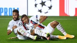 RB Leipzig-Paris SG: o primeiro finalista da presente edição da Champions sai deste duelo