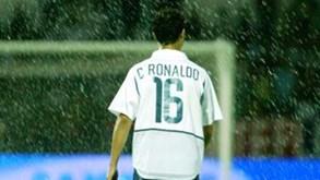 De Chaves para o Mundo: lenda de Cristiano Ronaldo na Seleção começou há 17 anos