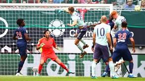 PSG-Bayern Munique: hora de decisões na Liga dos Campeões