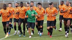 Moreirense realiza estágio em Ofir com dois jogos
