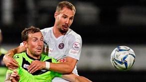Servette FC-MFK Ruzomberok: suíço sem rodagem; eslovacos em má fase