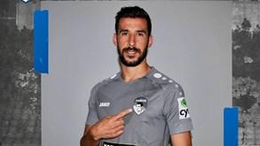 João Aurélio é reforço do Pafos FC