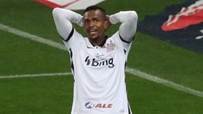 Goiás-Corinthians: equipas contam com apenas uma vitória