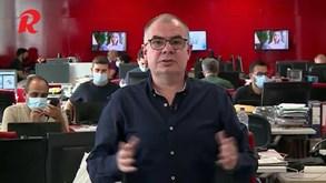 Os particulares de Benfica e Sporting analisados por Luís Pedro Sousa
