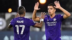 Nashville-Orlando City: Nani tenta aproximar-se do topo dos melhores marcadores da MLS
