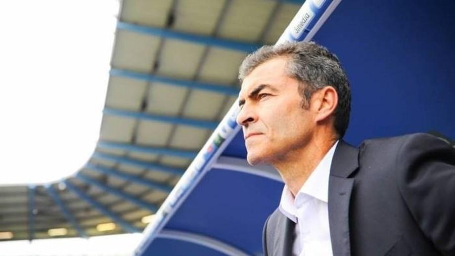 Rui Almeida oficial como treinador do Gil Vicente