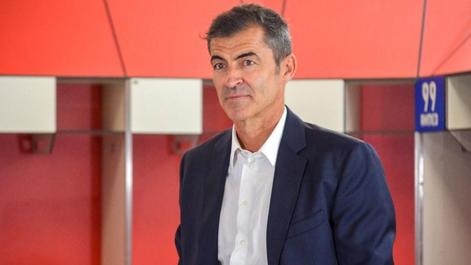 Rui Almeida deixa promessa: «Vamos ser competitivos e disciplinados» - Gil  Vicente - Jornal Record