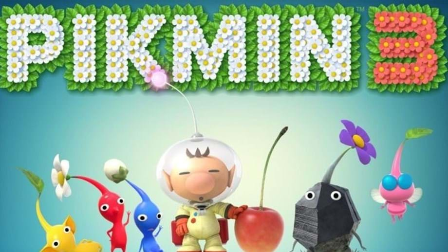 Pikmin 3 Deluxe aterra na Nintendo Switch