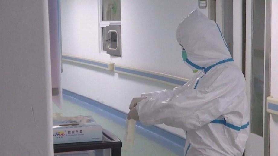 Direção Geral de Saúde atualizou números relativos à pandemia