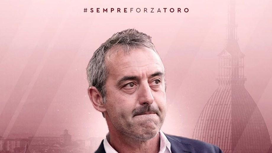 Marco Giampaolo é o novo treinador do Torino