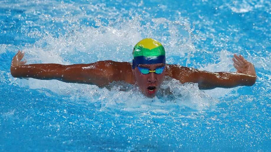 Atleta brasileiro cumpre isolamento em Portugal após teste positivo à Covid-19