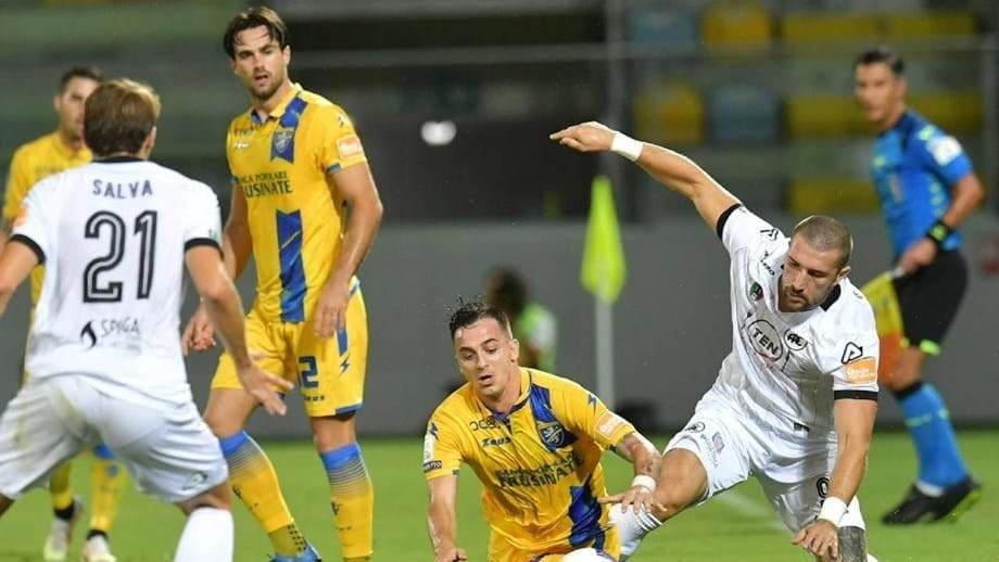 Spezia-Frosinone: anfitriões em vantagem na final do play-off de acesso à Serie A