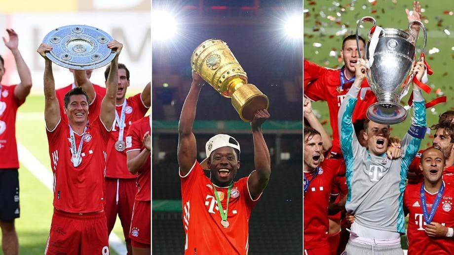 Bayern Munique no topo do Mundo: só mais seis equipas conseguiram uma história igual