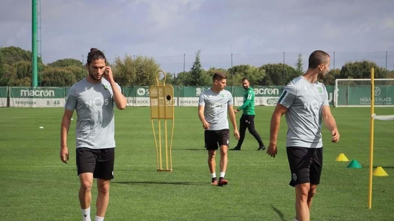 Pedro Mendes - O Sporting está a ultimar a sua transferência para o Almería, por empréstimo