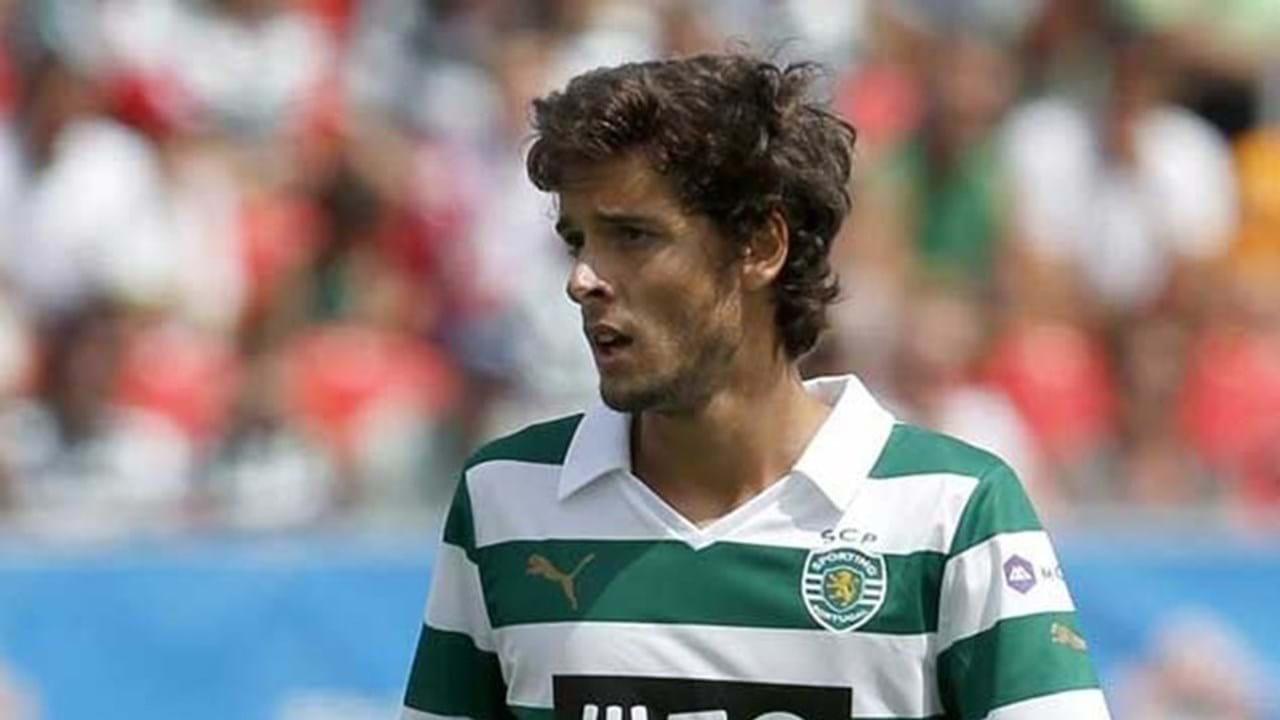 Filipe Chaby - Médio está de volta a Alcochete. Futuro por definir