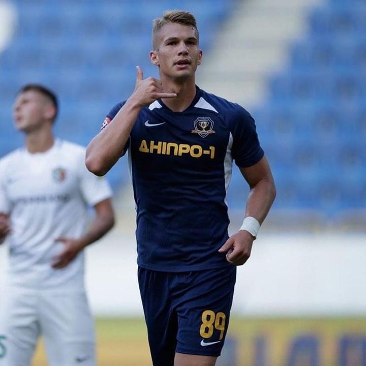 Vladyslav Supryaga (Dinamo Kiev), avançado