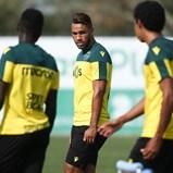 Luiz Phellype: «Quero fazer desta a minha grande temporada pelo Sporting»