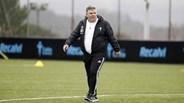 Onésimo Sánchez foi treinador do Cruyff na época 1989/1990 e atualmente orienta o Celta B