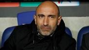 Abelardo esteve duas temporadas debaixo do comando de Cruyff. Na última temporada foi treinador do Espanyol.