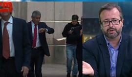 Vítor Pinto: «Está a chegar o fecho do mercado e o Benfica não tem nenhuma venda de vulto»