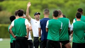 Sérgio Vieira espera mais opções na defesa e ataque do Farense