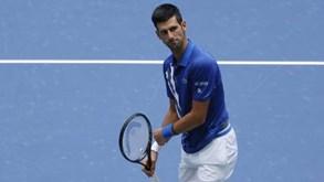 Djokovic aluga casa de luxo durante US Open: «No hotel tinha de usar máscara o tempo todo»