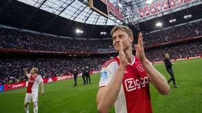 A arte de bem dizer 'adeus': Ajax eleva patamar para nível diferente