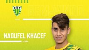 Naoufel Khacef troca o Bordéus pelo Tondela