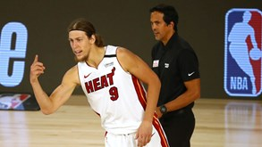Miami Heat-Milwaukee Bucks: turma de Flórida em vantagem na eliminatória